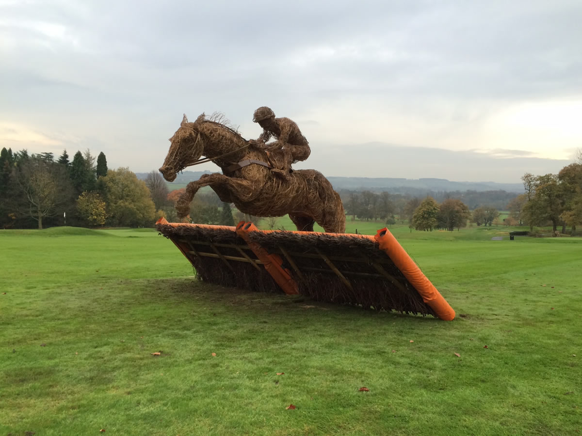 Inglis Drever Wire Sculpture
